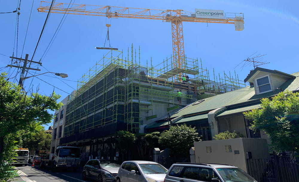 Green point Construction Group