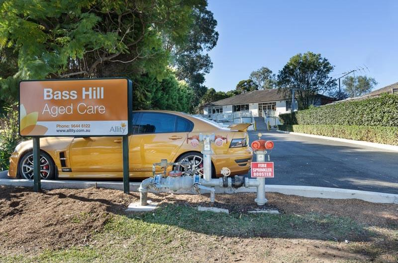 bass hill aged care