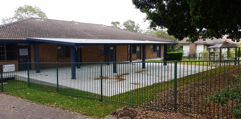 Allity Pendle Hill Aged Care