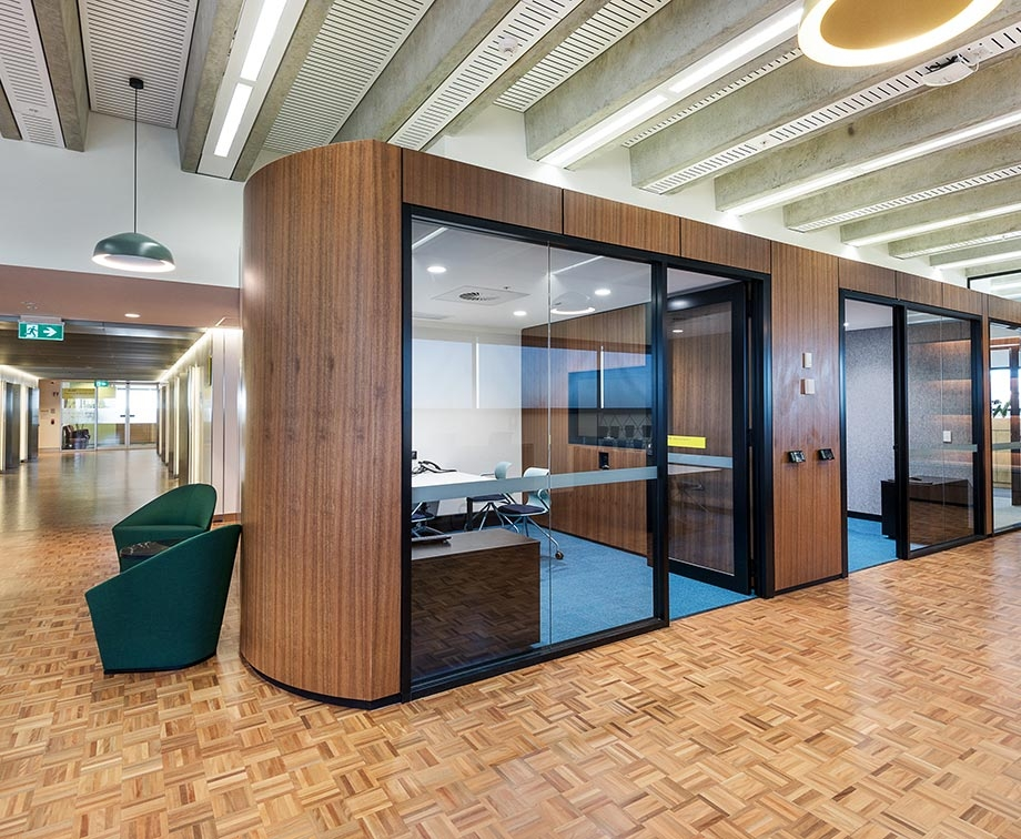 UTS Career BOH Student Services Project Completed