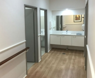 Bass Hill Aged Care – Challenged Homes Project